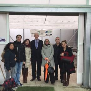 Visitamos la Fundación Trébol