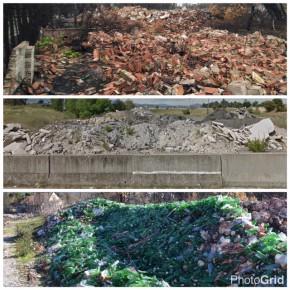 Ciudadanos Las Rozas asegura que los vertederos de escombro siguen siendo la asignatura pendiente de este gobierno