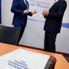 Ciudadanos Las Rozas y el PP acuerdan aprobar los presupuestos 2021