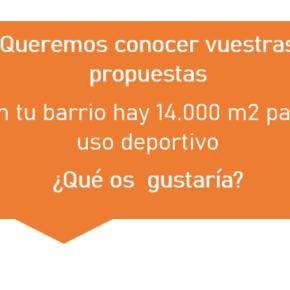 1.600.000 € para dotar de pequeñas instalaciones deportivas a los barrios de Las Rozas